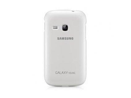 Samsung EF-PS631BWEG ochranný kryt S6310 Galaxy YOUNG white / bílý