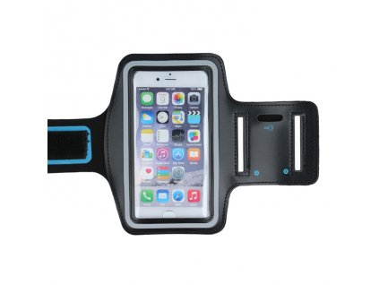 Armband bicepsové pouzdro Samsung G900 Galaxy S5 black / černé