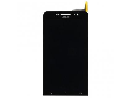 LCD displej + dotyková deska pro Asus Zenfone 6 black - OEM NÁHRADNÍ DÍL