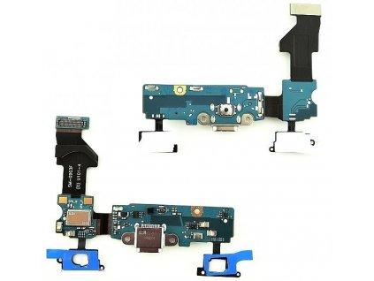 Flex kabel + USB konektor pro SAMSUNG G903 Galaxy S5 NEO