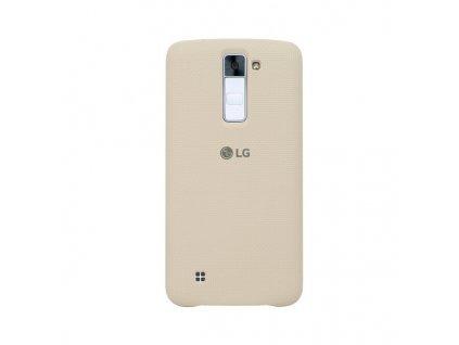 LG CSV-160 pouzdro pro LG K8 white / bílé (blister)