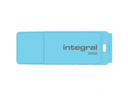 Integral Pastel Blue Sky USB flash disk 32GB INFD32GBPASBLS
