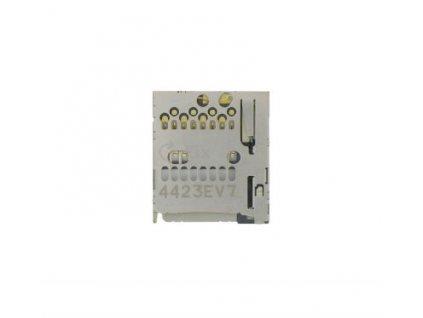 NOKIA 820, 830, 206, N8, 301 čtečka micro SD karty - originál