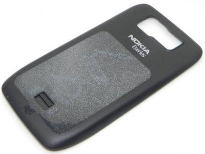 NOKIA E63 zadní kryt black / černý