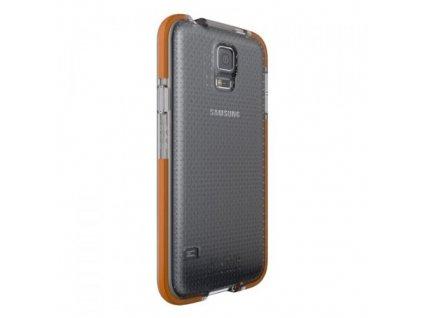 Tech 21 impact Frame pouzdro SAMSUNG G900F Galaxy S5 clear (blister)