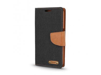 Smart Book pouzdro LG K130, K4 černé (CANVAS EDITION)