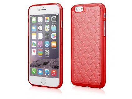 """SKIN CASE pouzdro iPhone 6/6S (4,7"""") red / červené"""