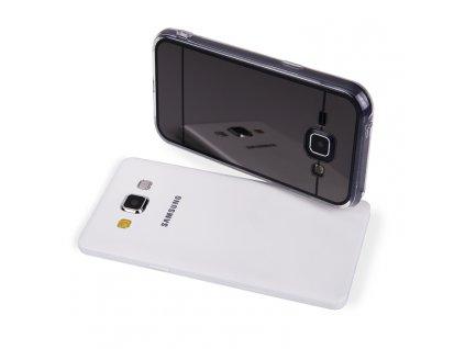 MIRROR CASE pouzdro Samsung J100 Galaxy J1 black / černé
