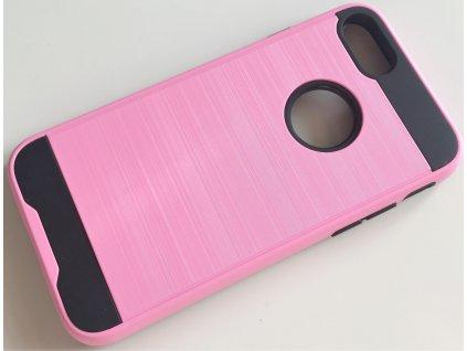 """MOTOMO pouzdro iPhone 7 / 8 (4,7"""") pink / růžové"""