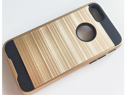 """MOTOMO pouzdro iPhone 7 / 8 (4,7"""") gold / zlaté"""