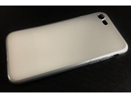 """Pouzdro UltraChrome iPhone 7 / 8 (4,7"""") stříbrné"""