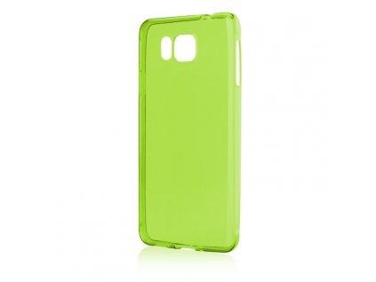 Pouzdro FITTY Ultra Tenké 0,3mm Samsung G850 Galaxy Alpha zelené