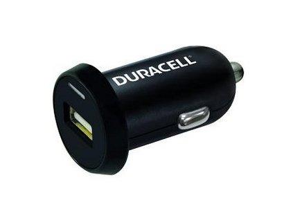 Nabíječka Duracell DR5020A černá 2,4A