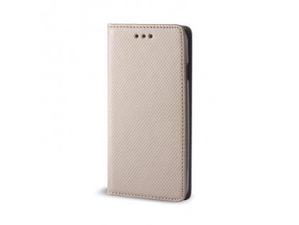 Pouzdro Smart Magnet pro Sony Xperia XZ zlaté