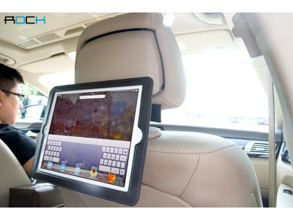Pouzdro ROCK Car Leather Case pro new iPad 2/3/4