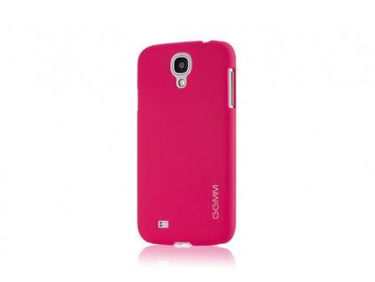 GGMM Frosted pro Samsung i9500/i9505 Galaxy S4 - růžová