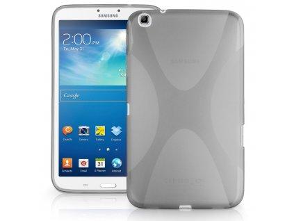 "Kryt Gel Skin pro Samsung T3100/T3110 Galaxy Tab3 8.0"" - transparentní"