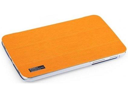 """ROCK Flip obal Elegant pro Galaxy Tab 3 7.0"""" (P3200/T210) - oranžová"""