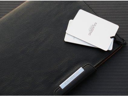 Pouzdro Kalaideng Leather Case pro iPad 2 / new iPad3 černé