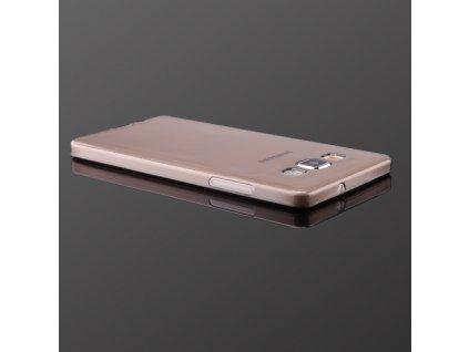Pouzdro FITTY Ultra Tenké 0,3mm Samsung A700 Galaxy A7 černé
