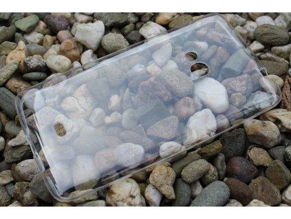 Pouzdro FITTY Ultra Tenké 0,3mm Nokia 625 Lumia transparentní