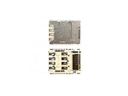 SAMSUNG J210, J320, J500, J700 čtečka sim