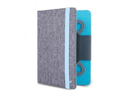 "Beeyo Slim Dual univerzální pouzdro na tablet 7-8"" šedá / modrá"