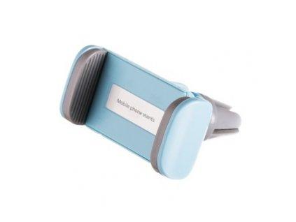 Univerzální držák do auta / do ventilátoru modrý