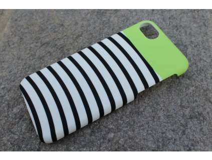 """Aru fluorescenční pouzdro pro iPhone 7 / 8 (4,7"""") stripes"""