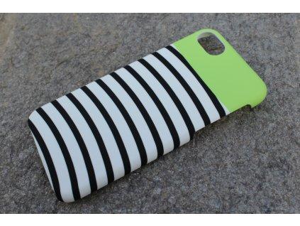 """Aru fluorescenční pouzdro pro iPhone 7 / iPhone 8 (4,7"""") stripes"""