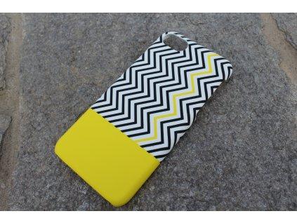 """Aru fluorescenční pouzdro pro iPhone 7 / 8 (4,7"""") zig chevron"""