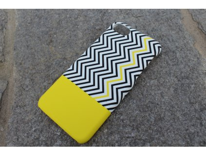 "Aru fluorescenční pouzdro pro iPhone 7 / iPhone 8 (4,7"") zig chevron"
