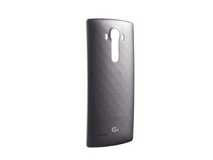LG H815, G4 zadní kryt grey / šedý