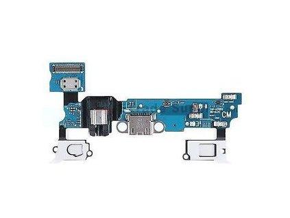 Flex kabel + mikrofon + USB konektor pro SAMSUNG A700 Galaxy A7