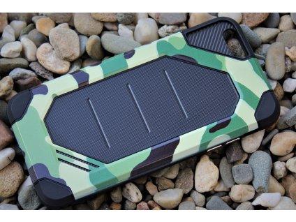 "Defender ARMY Case odolné pouzdro iPhone 6+ / 6S+ (5,5"") green / zelené"
