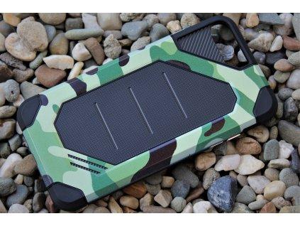 "Defender ARMY Case odolné pouzdro iPhone 7+ / 8+ (5,5"") green / zelené"