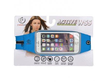 "Rebeltec Active W55 ledvinka na telefon 5,5""modré"
