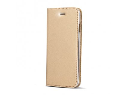 Pouzdro Smart Premium pro Sony Xperia L1, G3311 zlaté