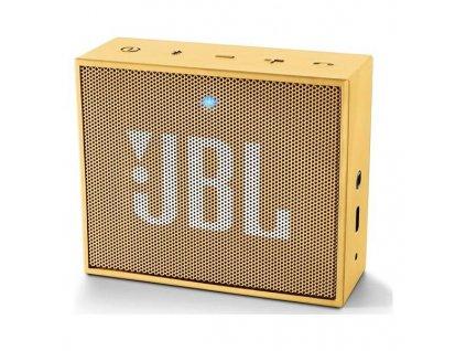 JBL Go bluetooth reproduktor zlatý