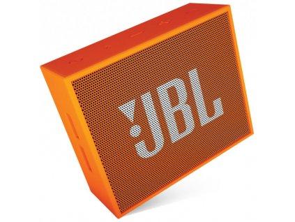 JBL Go bluetooth reproduktor oranžový