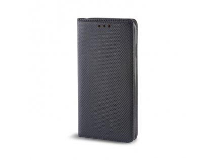 Pouzdro Smart Magnet pro Huawei Y6 2017 / Y5 2017 černé