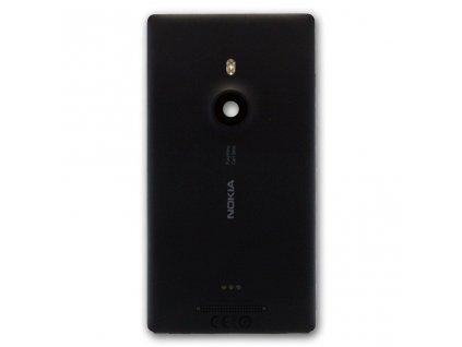 Nokia 925 Lumia zadní kryt černý (00810B8)