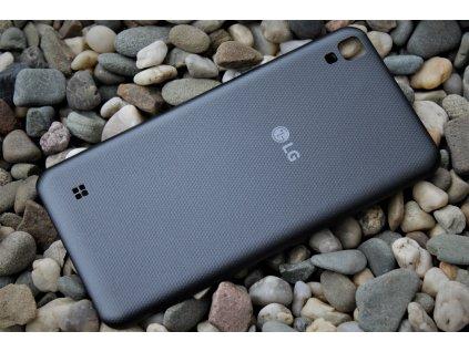 LG K210 X Power zadní kryt černý