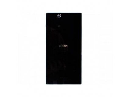 SONY Xperia Z Ultra, C6833 zadní kryt černý - originál