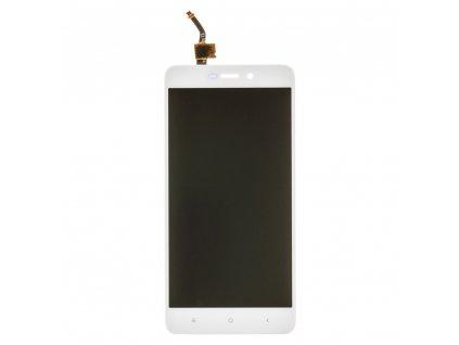 LCD displej + dotyková deska Xiaomi RedMi 4A bílá (OEM)