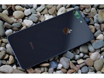 """iPhone 8 Plus (5,5"""") zadní kryt black / černý - OEM"""