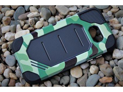 Defender ARMY Case odolné pouzdro SAMSUNG A520 Galaxy A5 2017 zelené