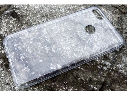 Pouzdro CLEAR CASE Huawei P9 Lite MINI transparentní