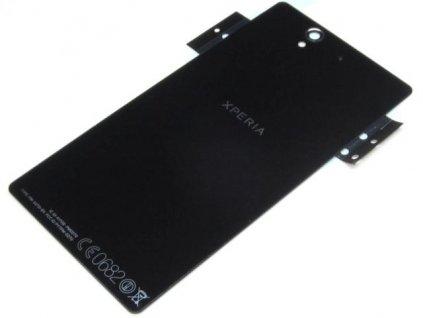 SONY Xperia Z, C6603 zadní kryt black / černý - originál