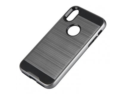 MOTOMO odolné pouzdro pro iPhone X, grey / šedé
